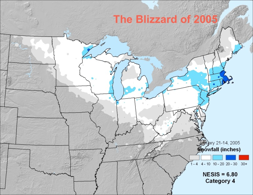 Blizzard of 2005