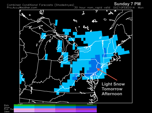 Clipper System Light Snow