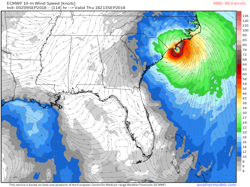 9-km ECMWF USA Cities Southeast US 10-m Wind 114.png